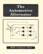 The Automotive Alternator booklet is great for windmill projects.