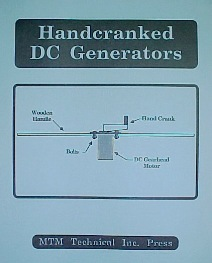 Handcrankded DC Generator Booklet