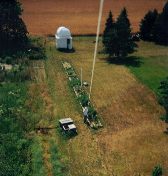 KAP photo of Schaller Observatory