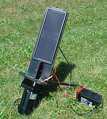 Homemade Solar Tracker Schematic Homemade Ftempo