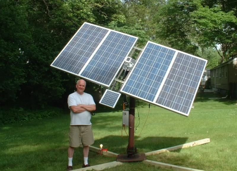 Solar Tracker by Rich