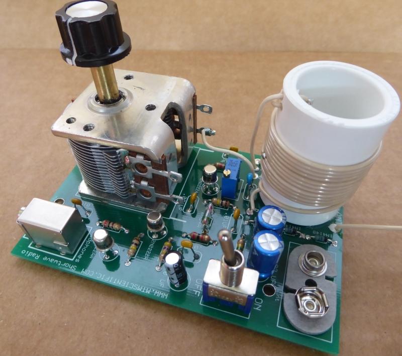Shortwave Radio Receiver