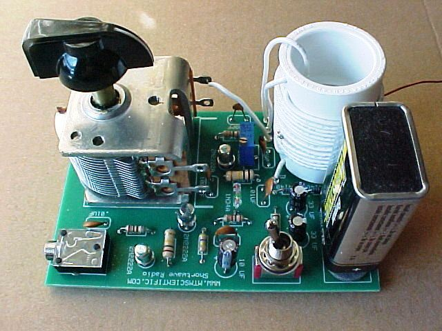 Radio receiver - , the free encyclopedia